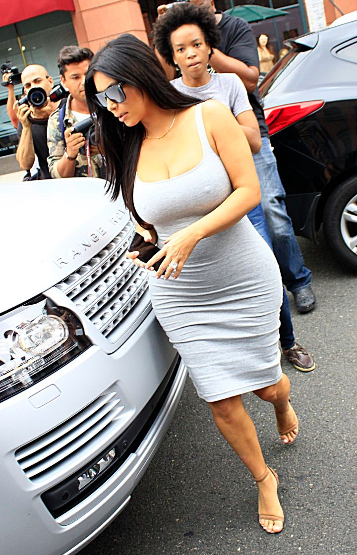Famous for being famous? Kim Kardashian works pretty damn hard, and earns her fortune from multiple television shows, makeup products, clothing lines, and more.