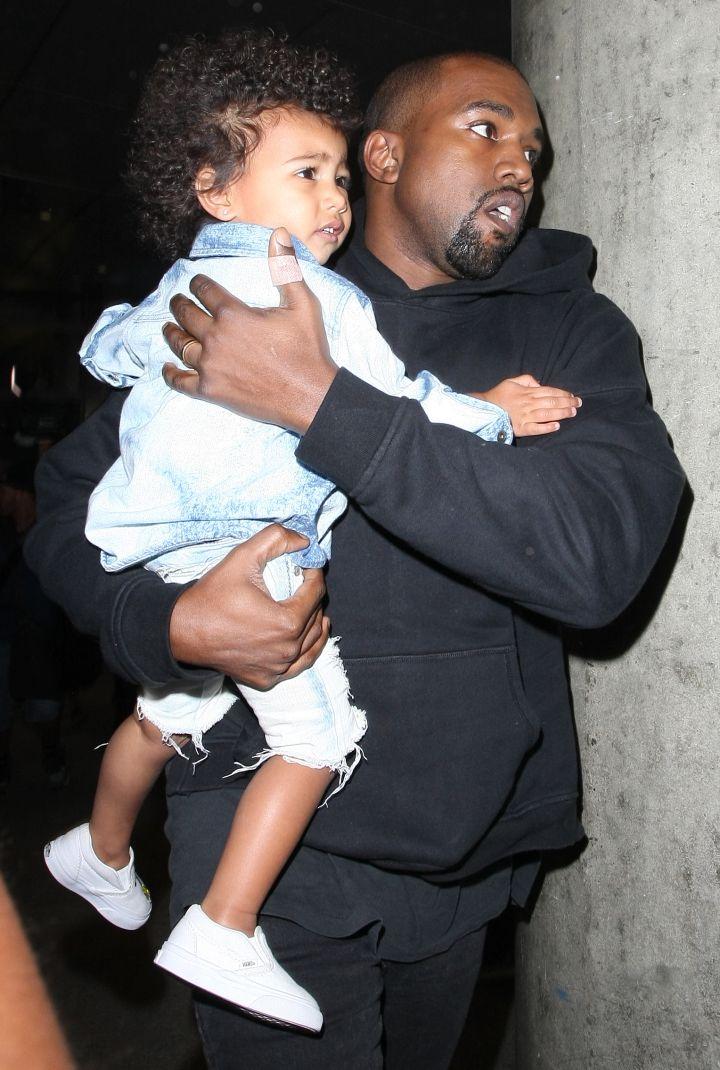 Kanye & Nori express their concern.