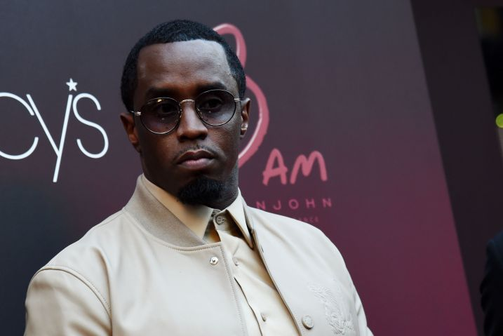 Sean 'Diddy' Combs Fragrance Launch