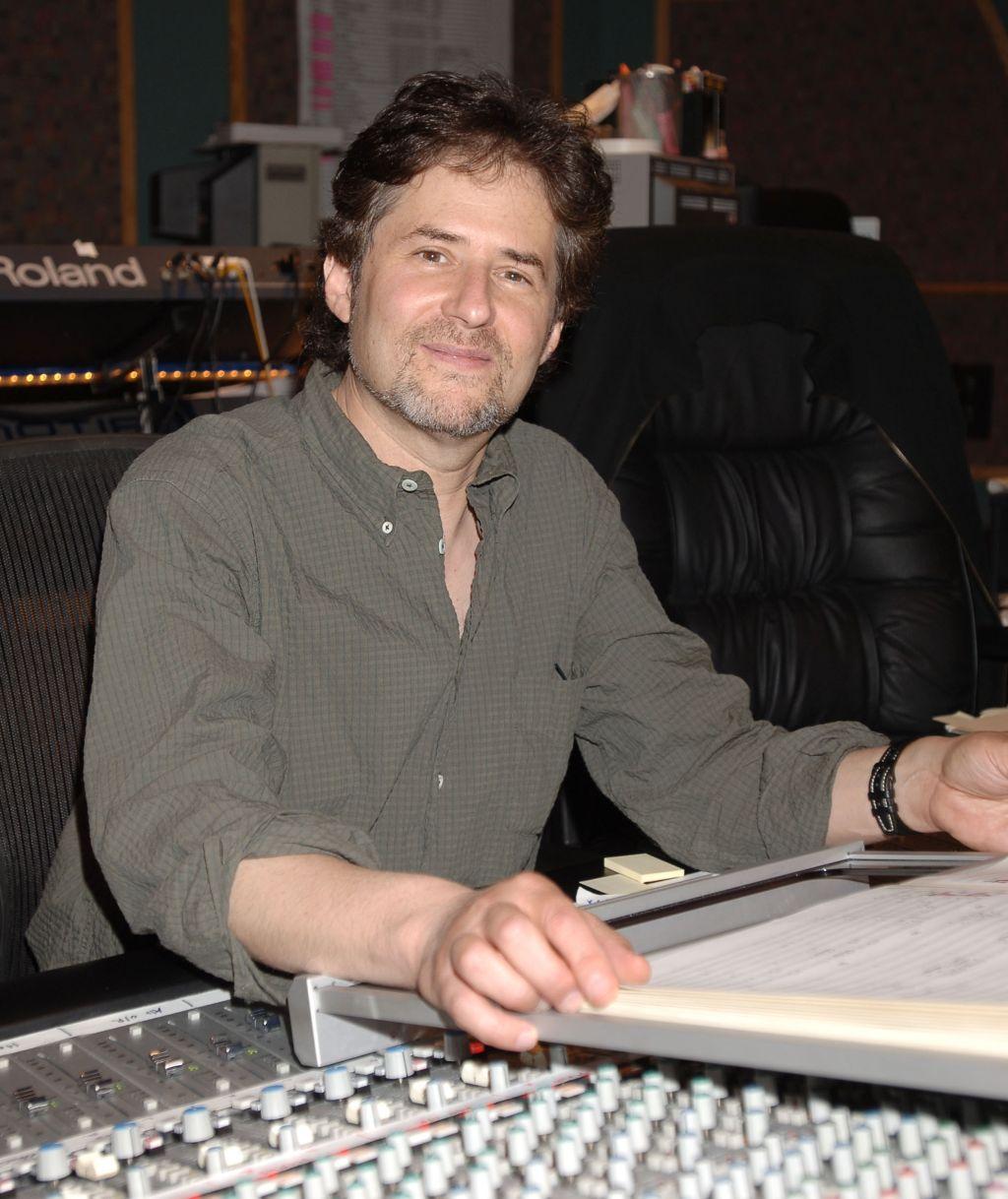 Composer James Horner Scores 'The Legend of Zorro' - Recording Session -...
