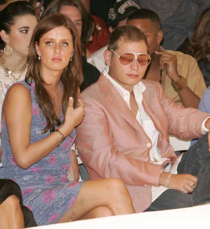 Front Row At Fashion Shows.