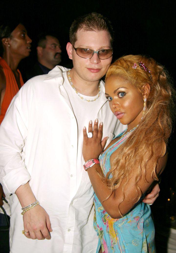 Scott & Ex-Girlfriend Lil Kim.