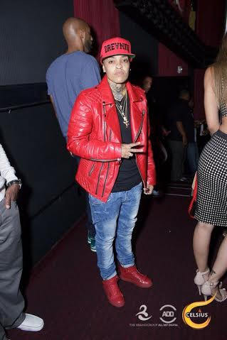 Siya at All Def Comedy Live in L.A.
