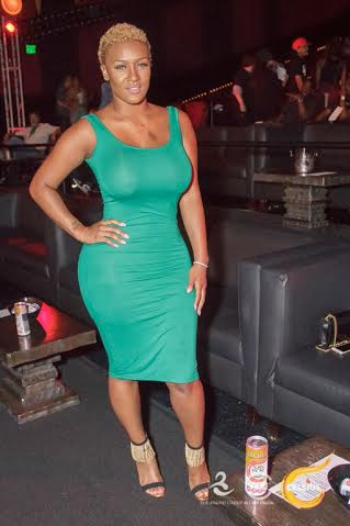 Nya Lee at All Def Comedy Live in L.A.