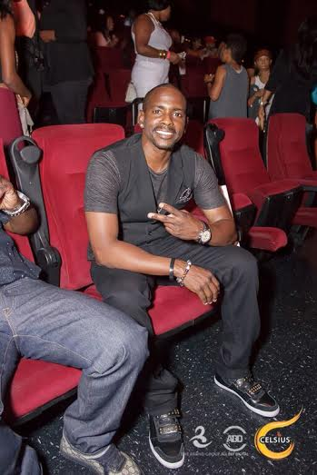 Keith Robinson at All Def Comedy Live in L.A.