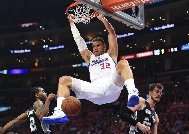 Blake Griffin (LA Clippers)