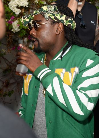 Wale attends Tidal X: MEEK MILL at Mondrian Hotel on June 26, 2015