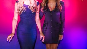 Laverne Cox appears at the unveiling of the Laverne Cox wax model at Madame Tussauds San Francisco on June 26, 2015 in San Francisco, California