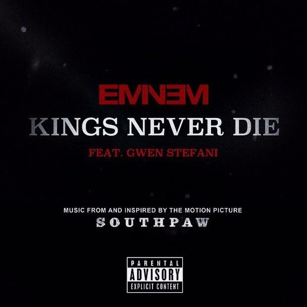 Eminem, Kings Never Die