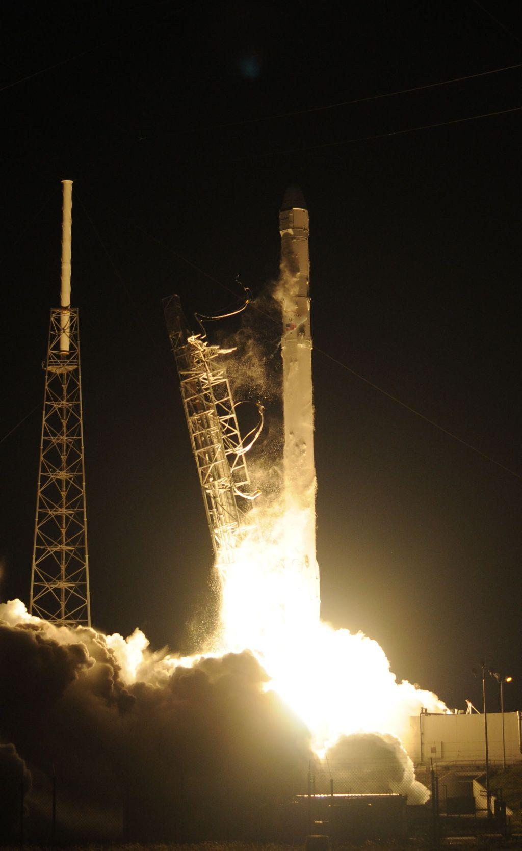 Space X Rocket