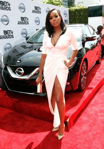 2015 BET Awards - Nissan Red Carpet