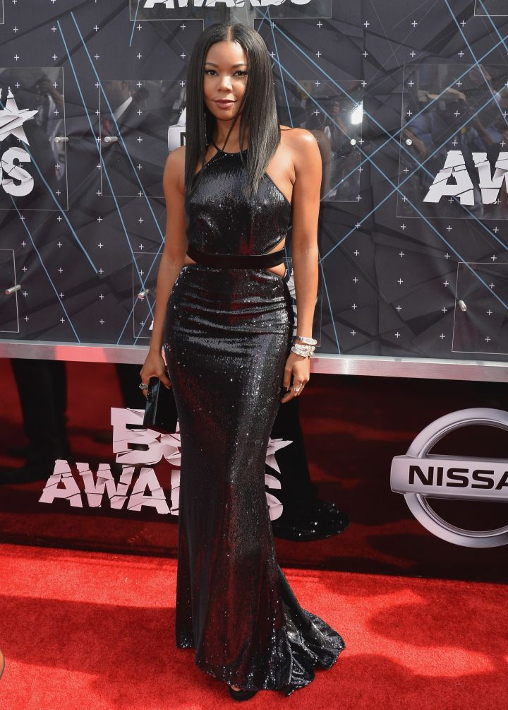 Gabrielle Union looked flawless!