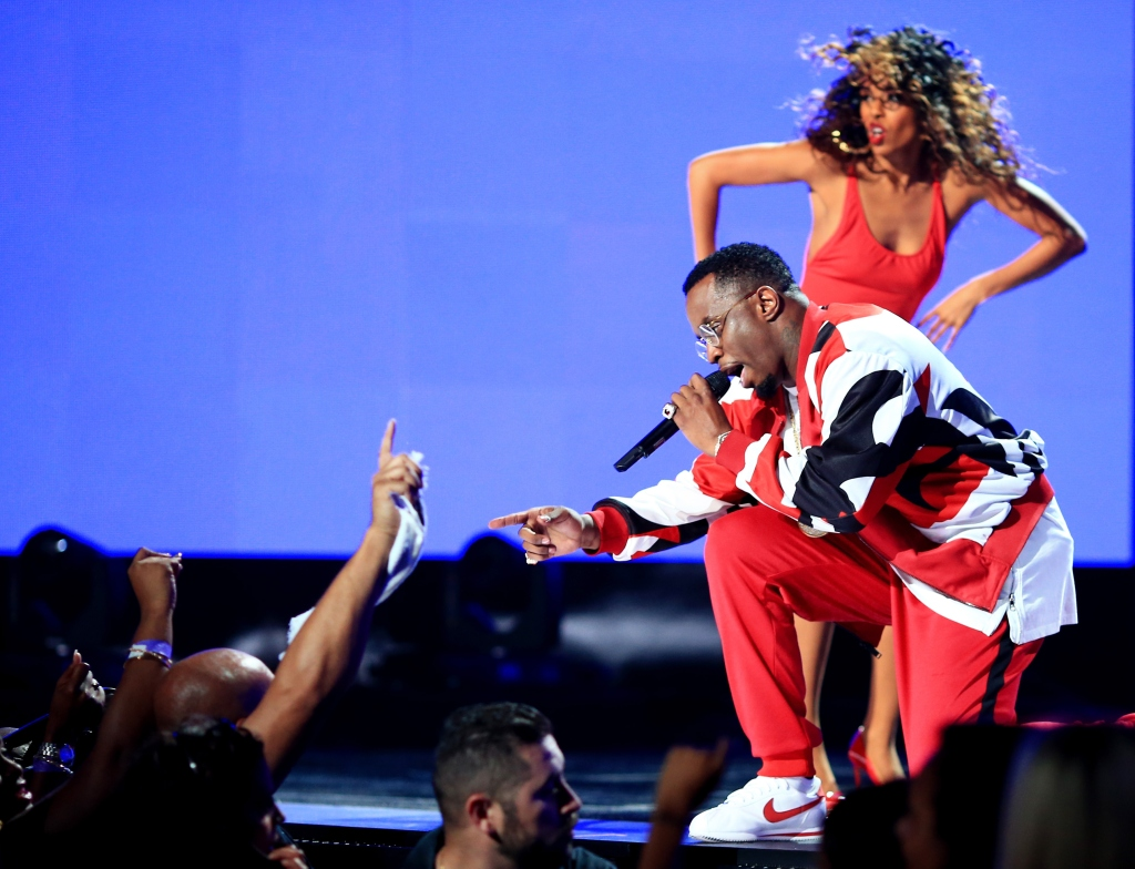 2015 BET Awards - Show
