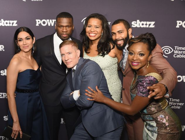 50 cent Power season 2 premiere