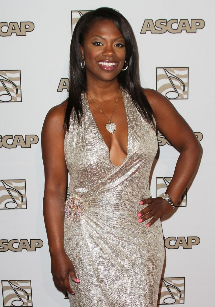 """Aside from reality television, Kandi Burrus is a millionaire businesswoman who has earned her fortune from """"not being afraid to take risks."""""""