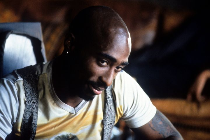Though Tupac is known for representing the West Coast, he was actually born on the East side of Harlem.