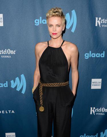 Backstage - 24th Annual GLAAD Media Awards