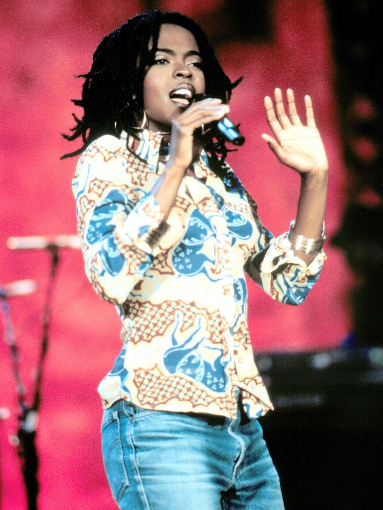 Lauryn Hill Tour 1999, Mountain View Calif.