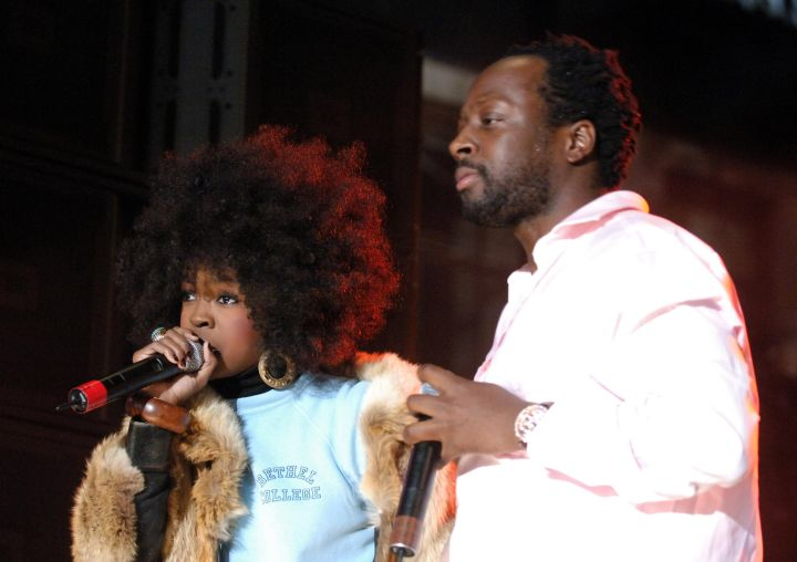 "The Fugees, ""Ready or Not"""