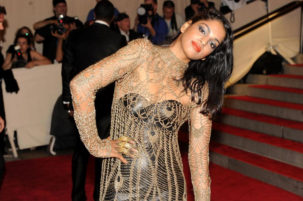 'American Woman: Fashioning A National Identity' Met Gala - Arrivals