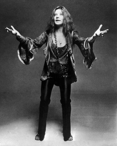 Janis Joplin 1966-1970