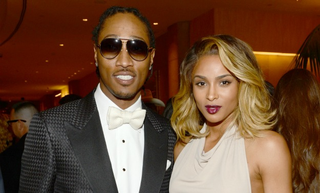 "Future Claims To Pay R&B Singer Ciara $15K A Month For Their 2-Year-Old Son ""Baby Future."""