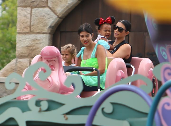 North is terrified but sticks it out for her cousin's special day.