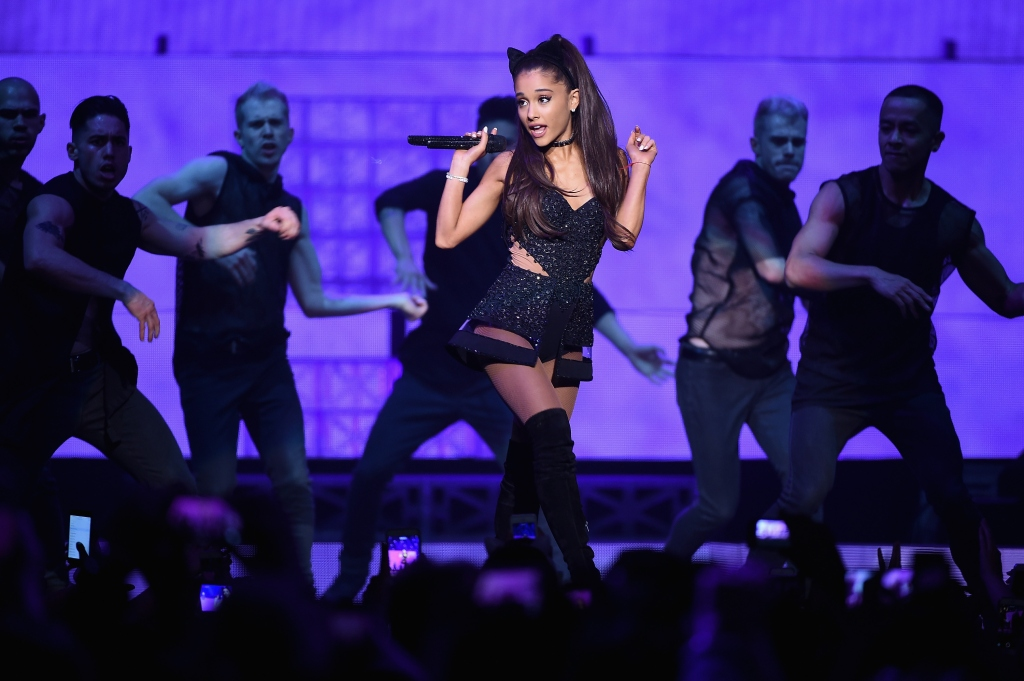 Ariana Grande In Concert - New York, New York