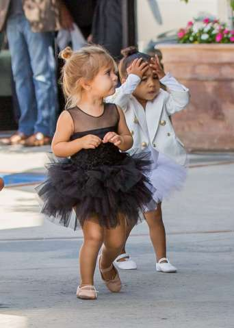 Penelope Disick, North West