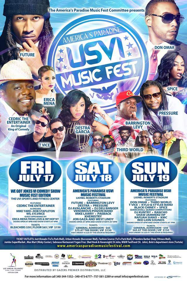 USVI Festival