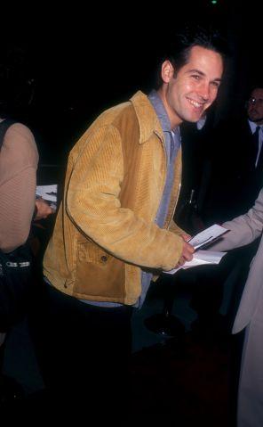 Paul Rudd, November, 1996