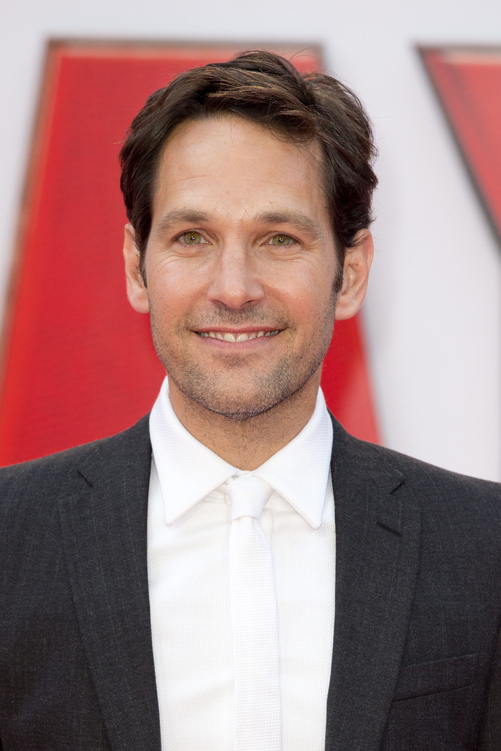 Paul Rudd at 'Ant-Man' Premiere, 2015