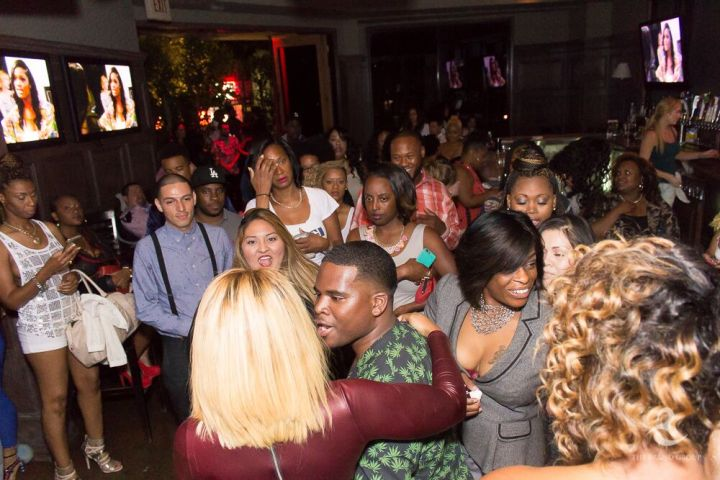 BBWLA viewing event in Hollywood.