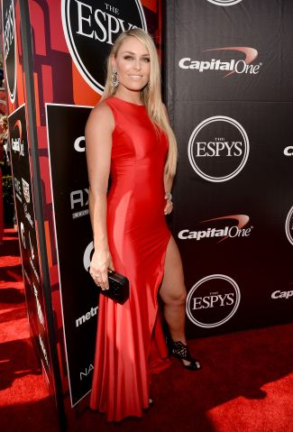 Celebrities attend the 2015 Espys