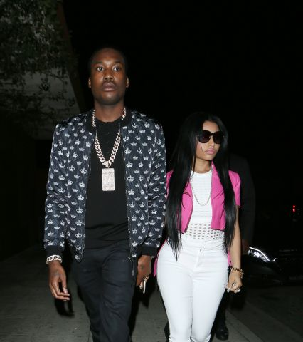 Meek Mill, Nicki Minaj