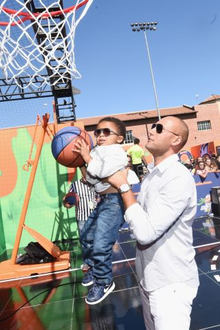 Celebrities attend Kid's Choice Sports Awards 2015