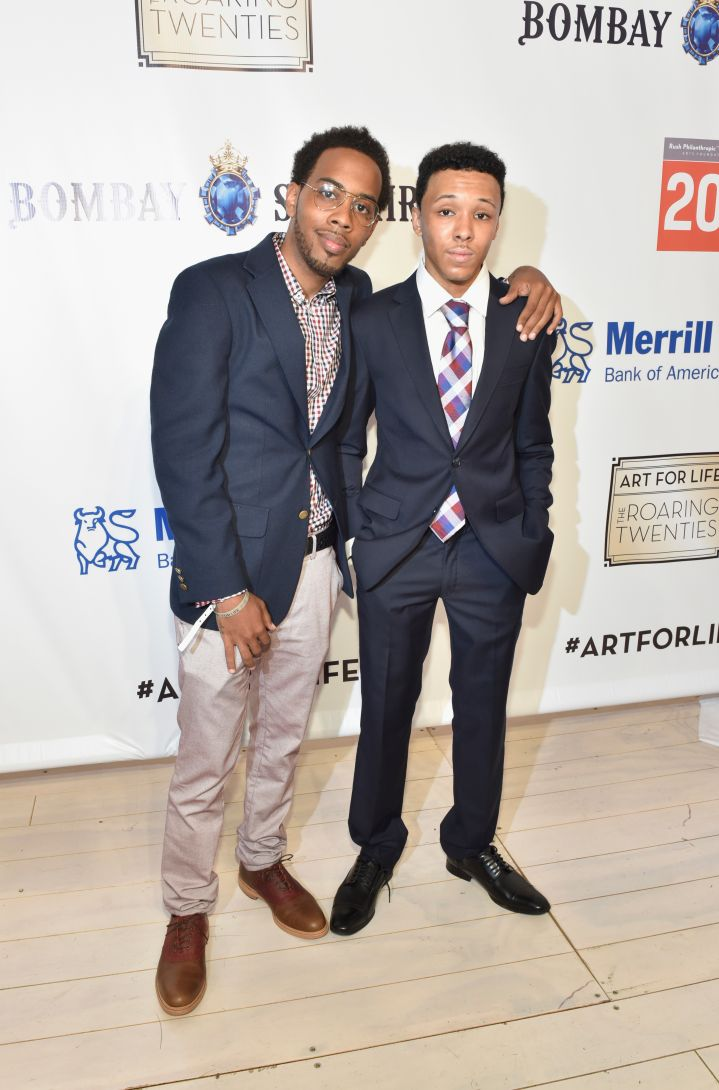JoJo Simmons with Russy. All grown up!