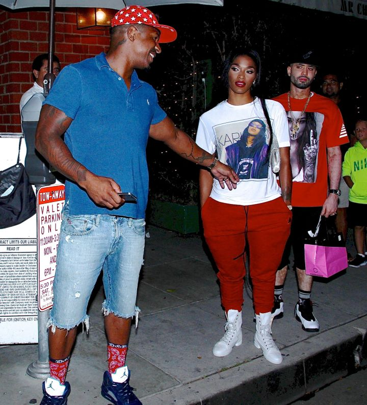Joseline Hernandez has had enough of her boo Stevie J ahead of dinner at Mr. Chow.