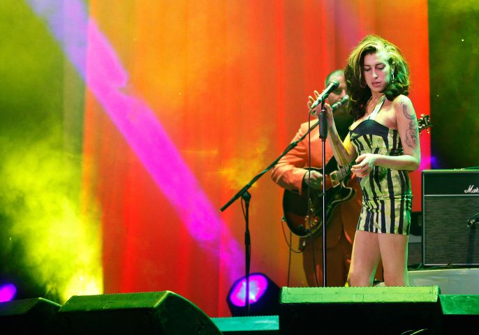 Amy's Last Performance, 2011