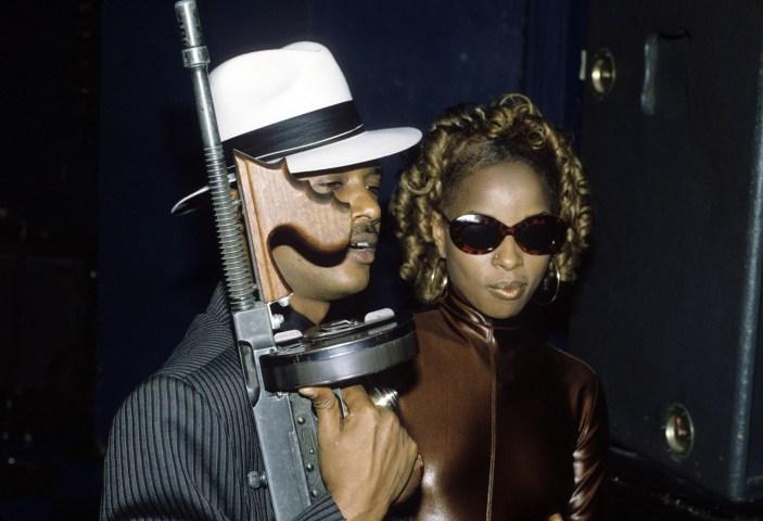 Super Cat & Mary J. Blige - 7th Annual New York Music Awards