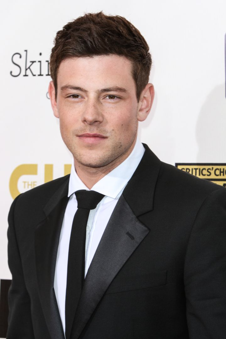Cory Monteith (age 31): died from a drug overdose in 2013.