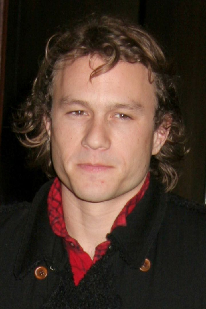Heath Ledger (age 28): died from a combined drug intoxication in 2008.