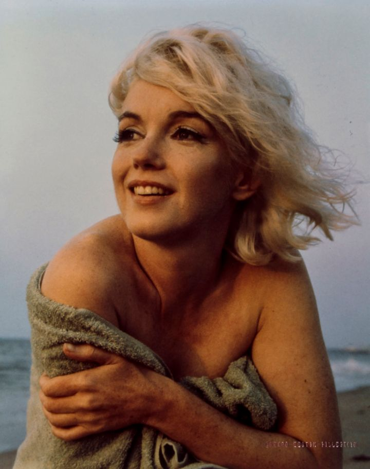 Marilyn Monroe (age 36): died from a barbiturate overdose in 1962.