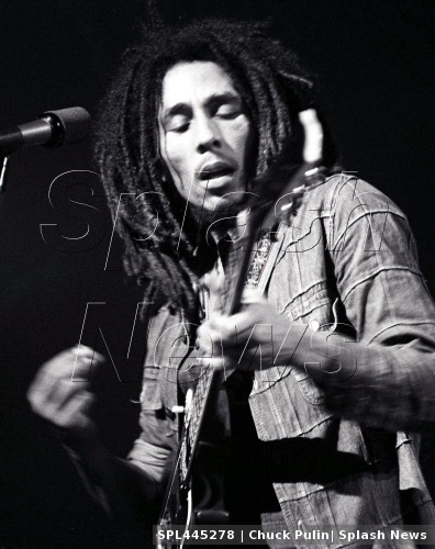 Bob Marley (age 36): died of cancer in 1981.