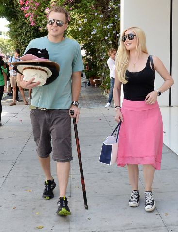Heidi Montag and husband Spencer Pratt