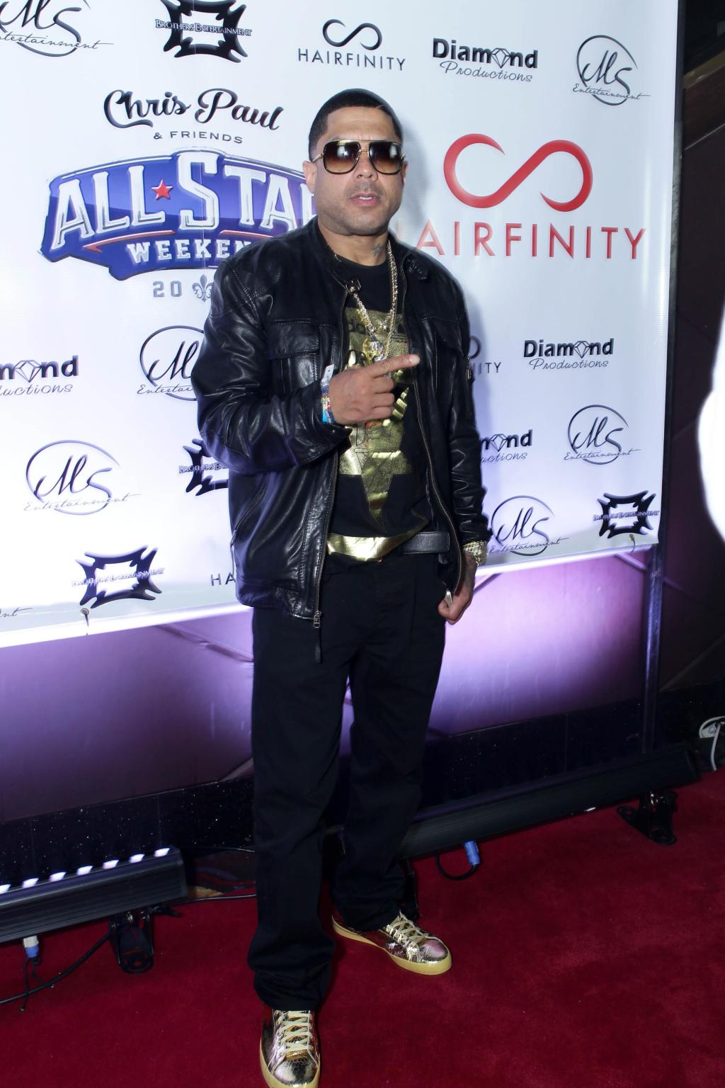 'Who Party The Hardest?' - NBA All-Star Weekend 2014