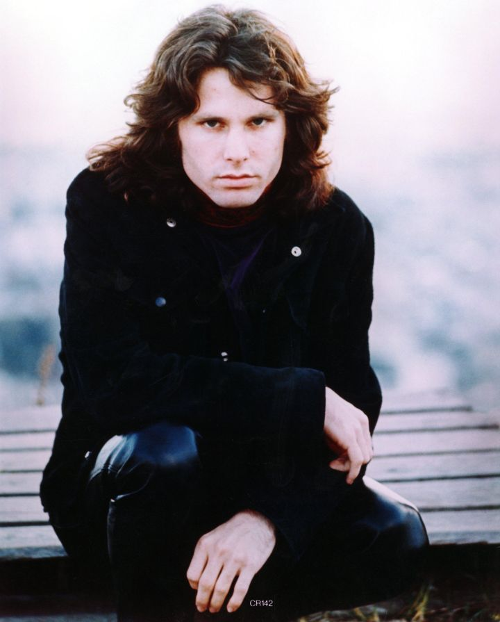 Jim Morrison (age 27): died from a drug overdose in 1971.