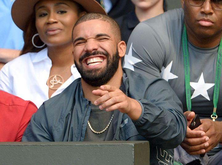 """Drake (March 28, 2009) """"Fine…you got me."""""""