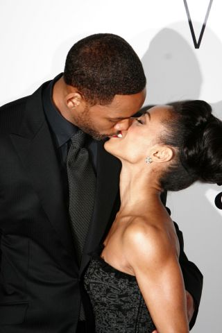 Will Smith & Jada Pinkett-Smith