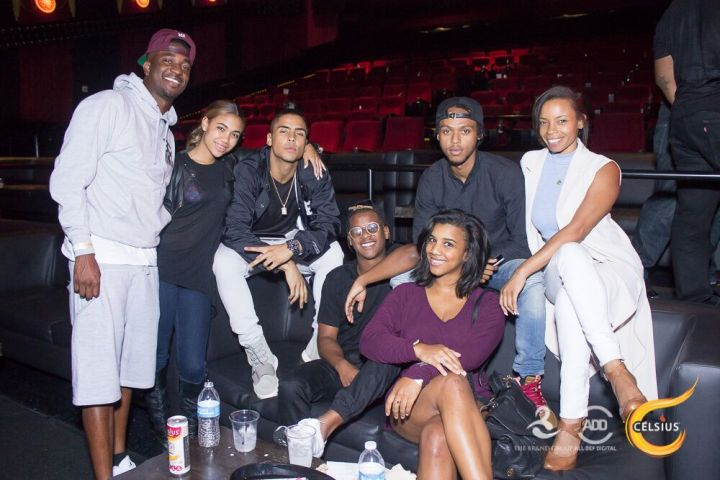 Quincy Combs - Celebrities attend All Def Comedy Live